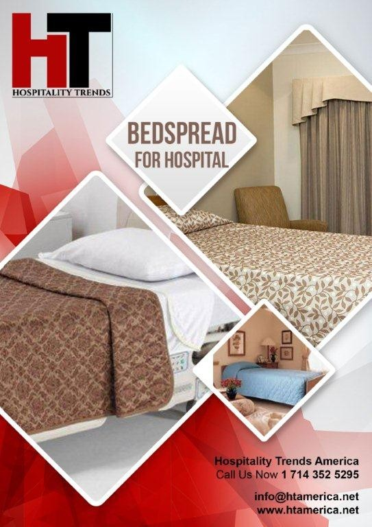 Bed Spread For Hospital