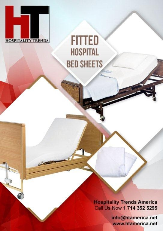 Fitted Hospital Bed Sheets