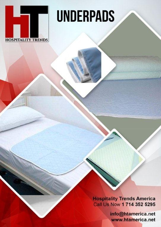 UnderPads for mattresses