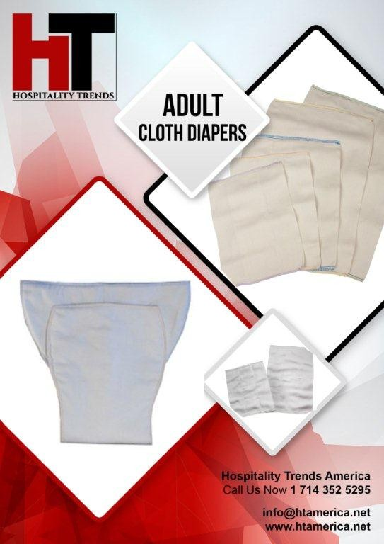 Adult Cloth Diapers