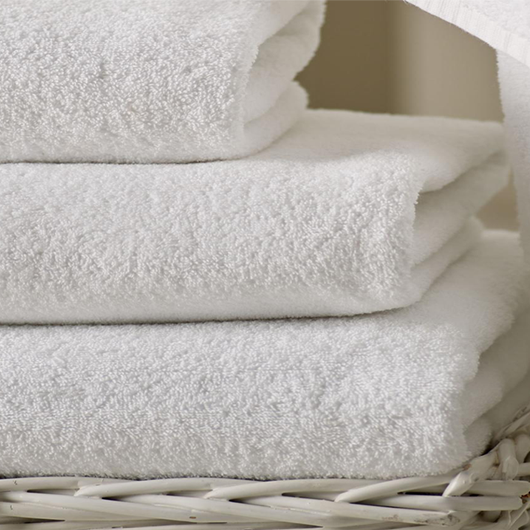 GOLD ECO COLLECTION - WHITE towels htamerica