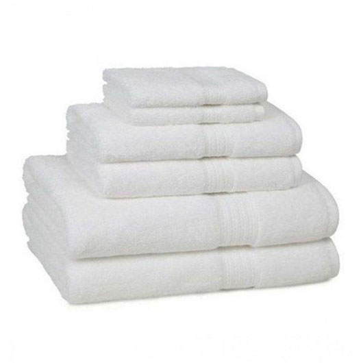 LUXURY COLLECTION - WHITE towels htamerica